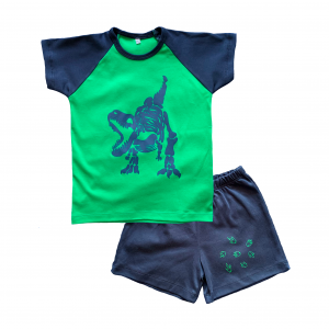 pijama verde-11