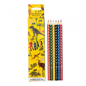 pack-de-6-lapices-de-colores-dinosaurios